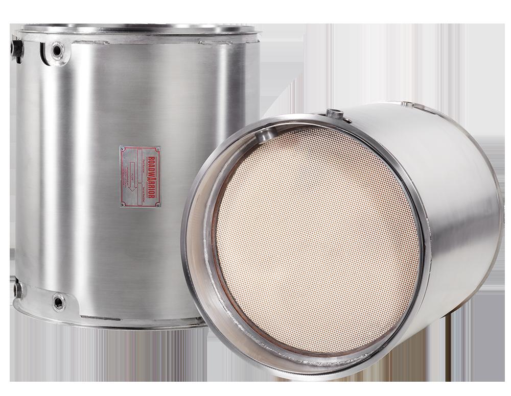DPF Diesel Particulate Filters | Roadwarrior Inc